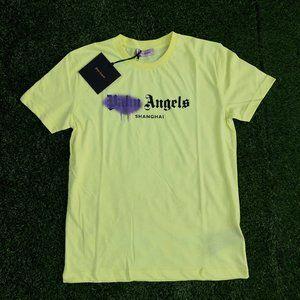 Palm Angels Neon Green T-Shirt
